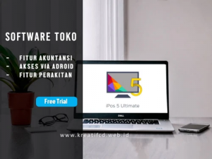 Software Toko UKM dan Akuntansi Lengkap