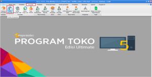 Daftar Penjualan - Software Toko IPOS 5 Ultimate