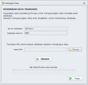 CARA MENGOSONGKAN DATA DI PROGRAM TOKO IPOS 4.0